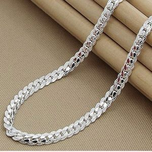 Jewelry - Silver Plated snake necklace/chain